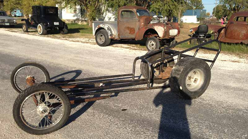 front engine digger dragster 100 inch wheelbase